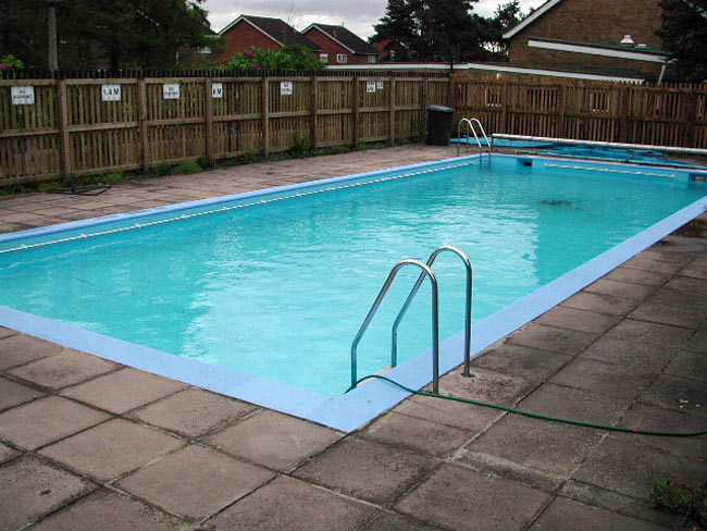 Alpha Roofing Services Ltd Swimming Pool Re Lining Projects