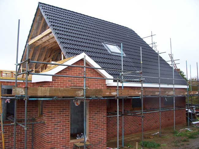 Alpha Roofing Services Ltd Tiling And Slating Projects