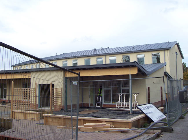 Alpha Roofing Services Ltd Single Ply Roofing Projects