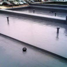Alpha Roofing Services Ltd  - Liquid Applied Roofing