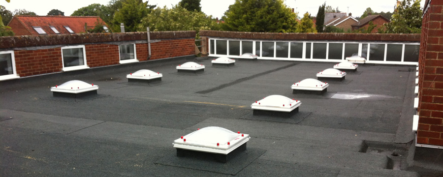 High Performance Felt Roofing Systems
