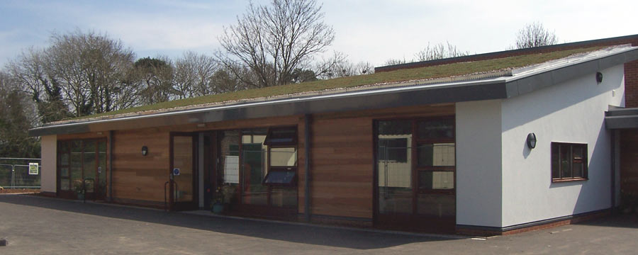 Green Roof Projects